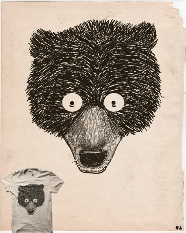 Stare Bear by coyote alert on Threadless