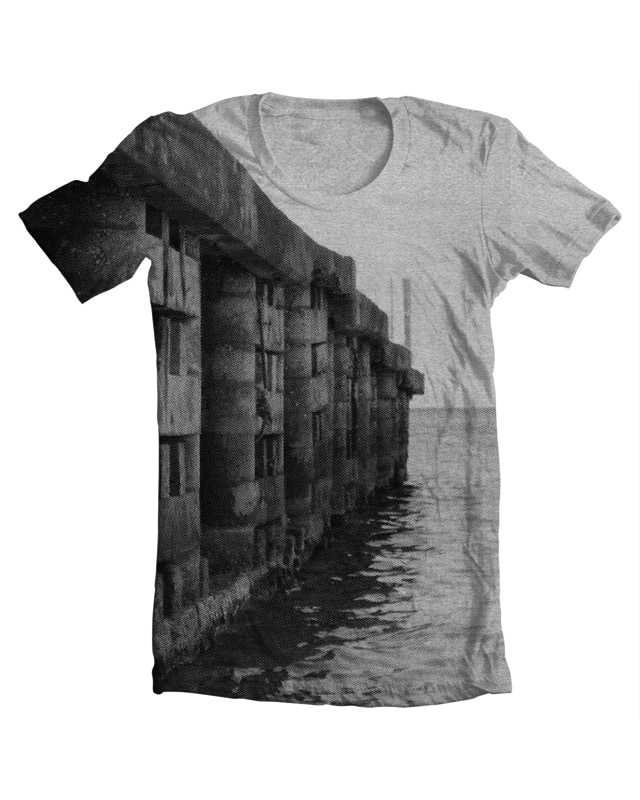 THE PIER by art_hed on Threadless