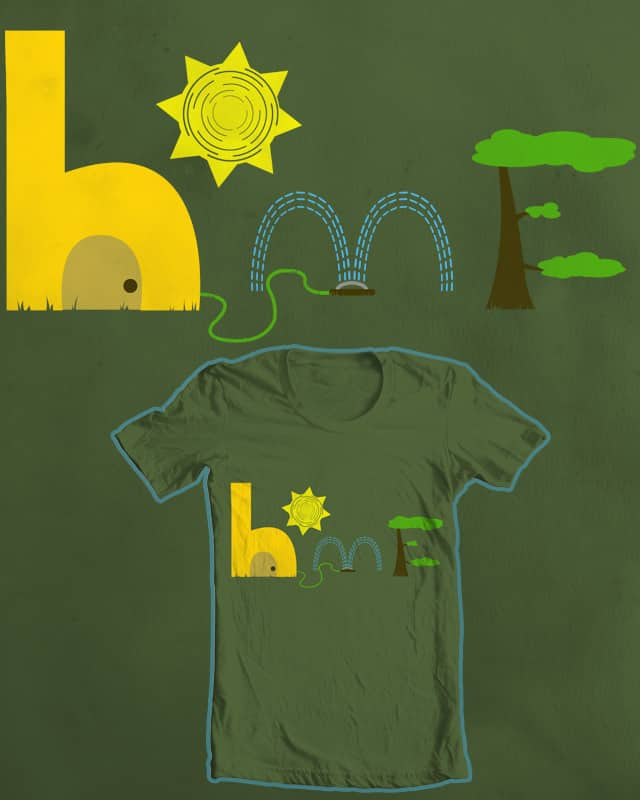 Home by Evan_Luza on Threadless