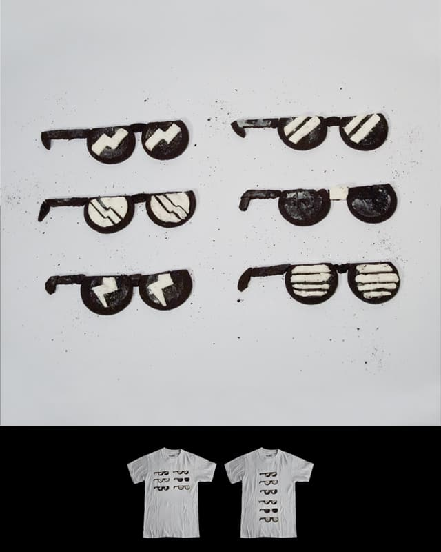 Cookie Sunglasses by murraymullet on Threadless