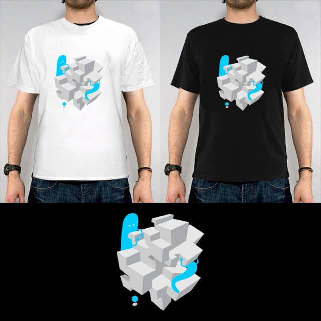 Holding Boxes by Olja on Threadless