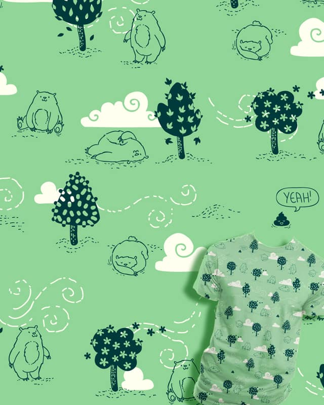 Does a bear... by celandinestern on Threadless