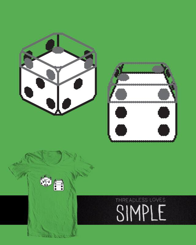 Loading Dice by NGee on Threadless