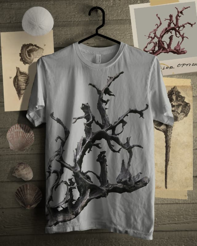 Memory of the Sea by opifan64 on Threadless