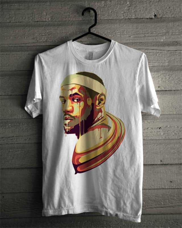 King James by otonx13 on Threadless