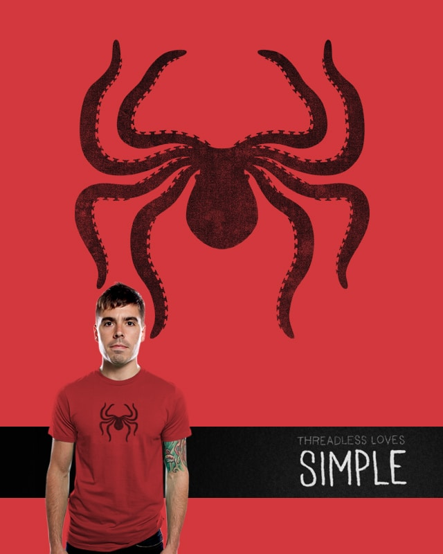 I Am Not Spiderman by triagus on Threadless