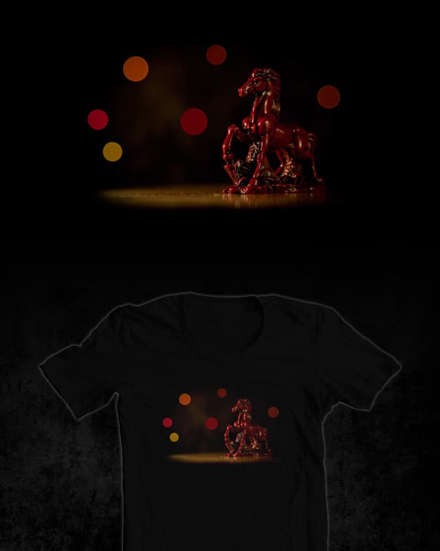 Horsey by johnny_fx on Threadless