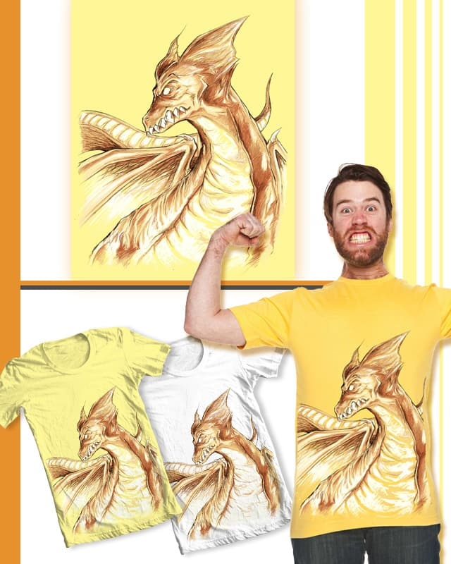 The Father of Dragons by ahmedshaltout on Threadless