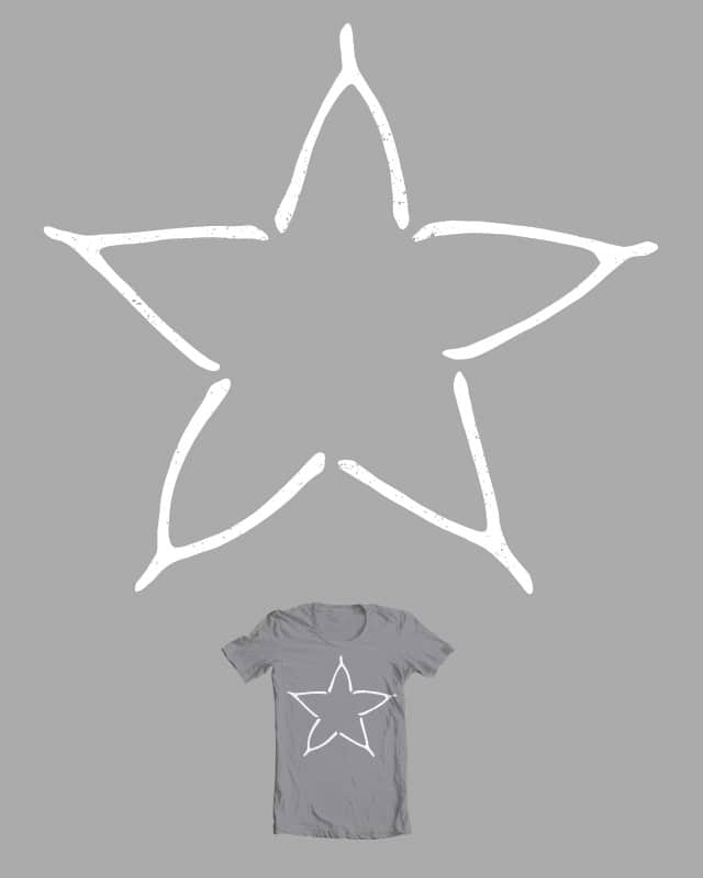 The Luckiest Star by louisIII on Threadless