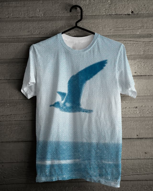 Half-Tern by arzie13 on Threadless