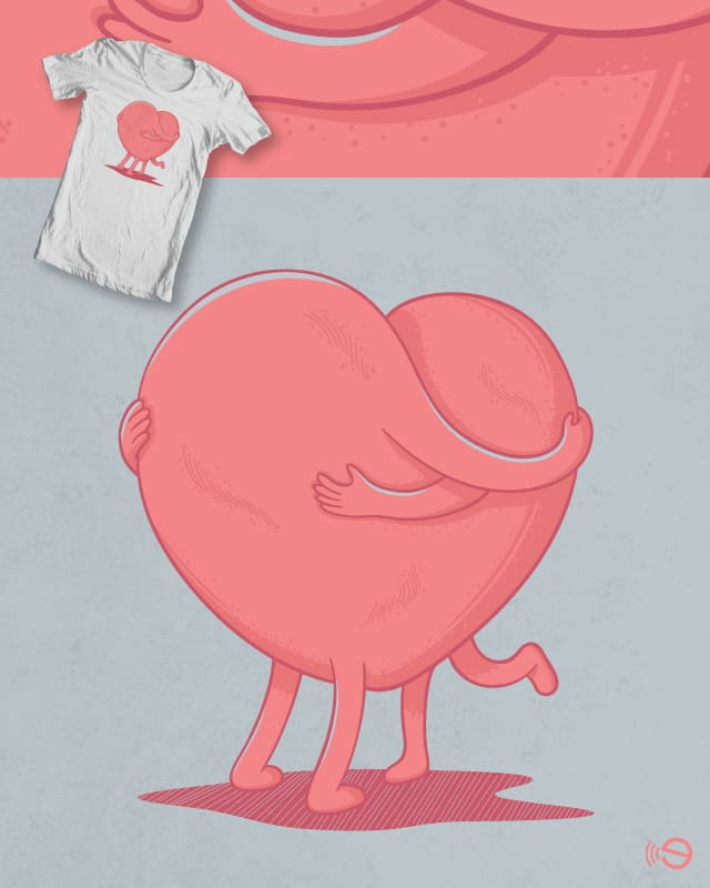 Together by gebe on Threadless
