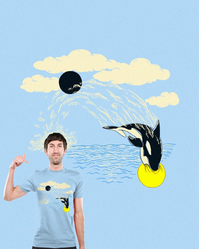 Nice Catch by monochromefrog on Threadless
