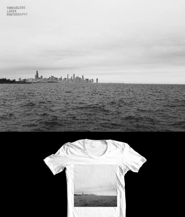 City by glenncochon on Threadless