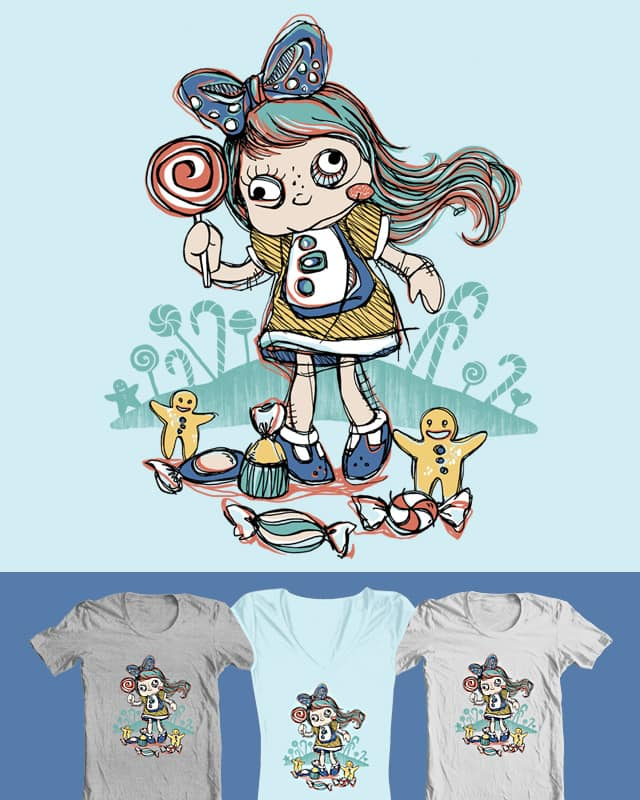 Candy Time by Silvia RS on Threadless