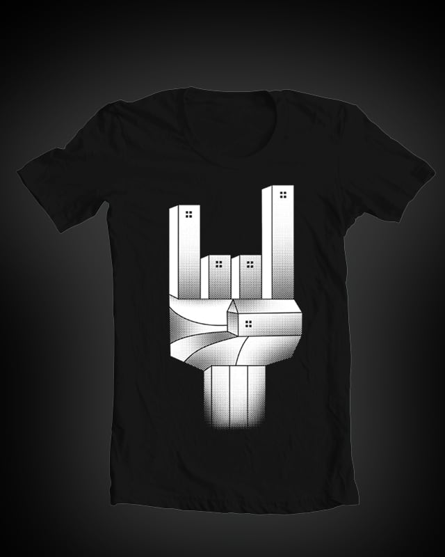 Metal Inc. by nasty-nasty on Threadless