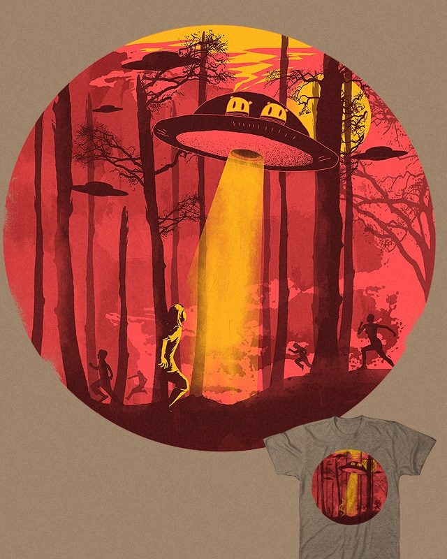 Capture On Red Planet by shesmatilda on Threadless