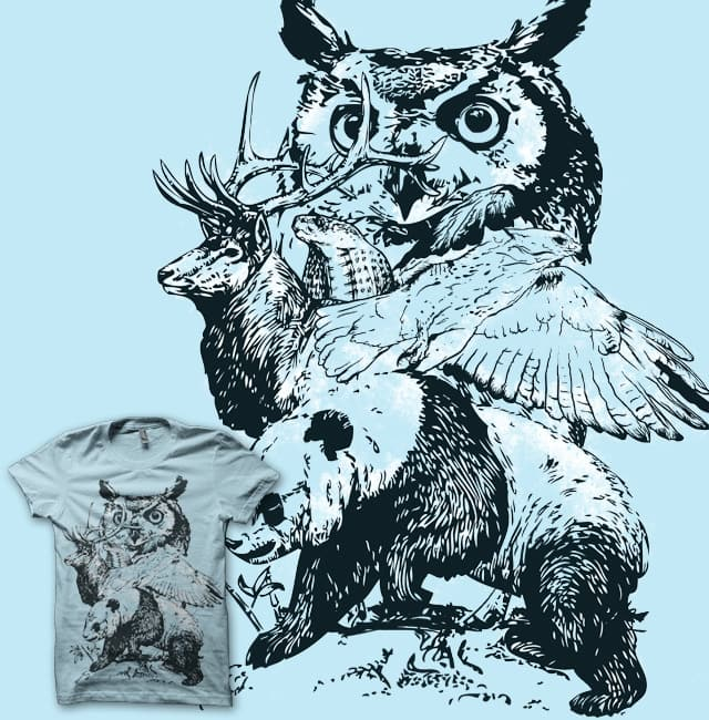 Wild by Waste Factory on Threadless