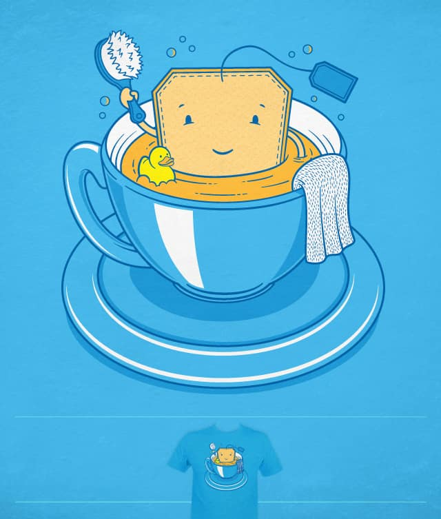 Tea Time by Malhat06 on Threadless