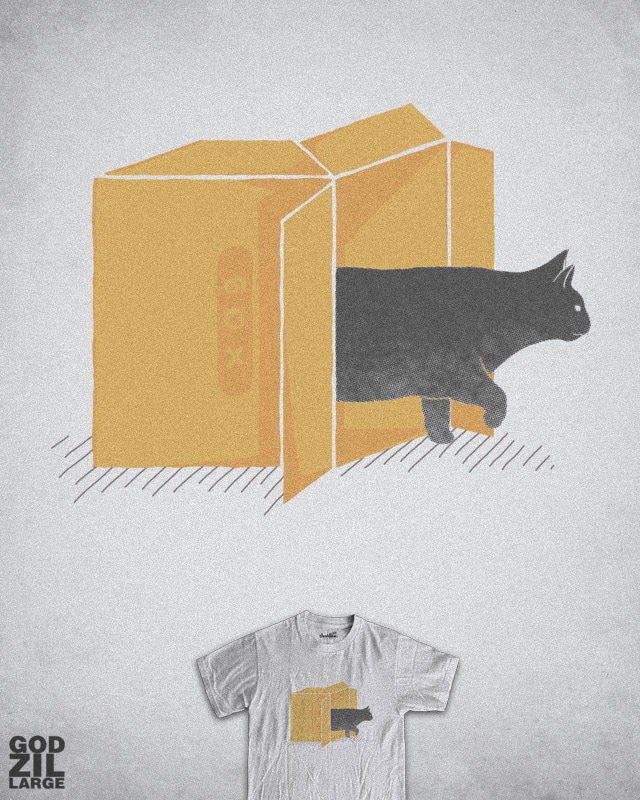 Get Out Of The Box by GODZILLARGE on Threadless