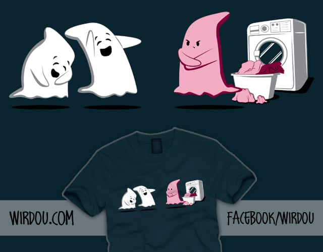 Rule 1: Separate dark colors to prevent the colors by Wirdou on Threadless
