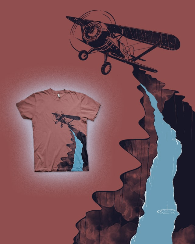 Land,Water And Air by iamrobman on Threadless