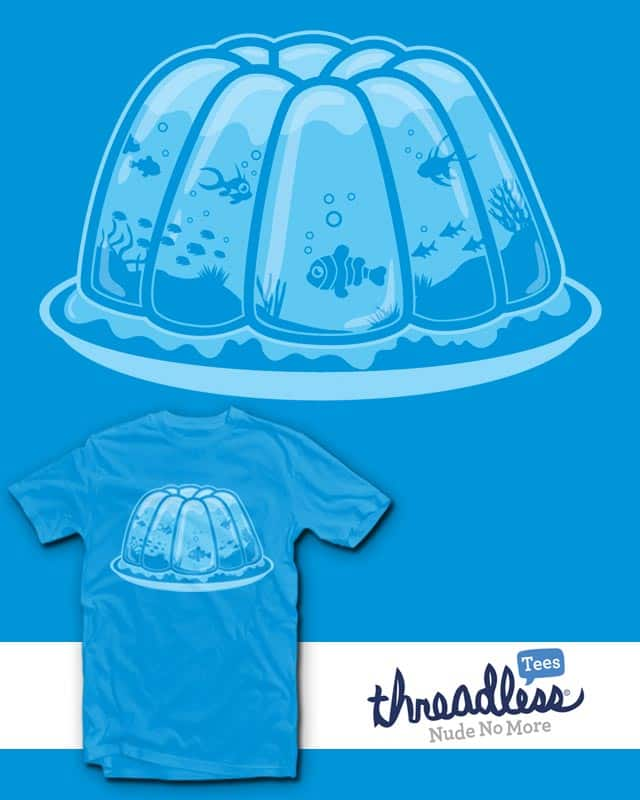 Jelly Fish by strssnvr on Threadless