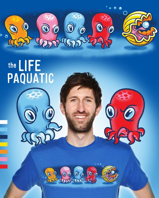 the Life Paquatic by alternate persona on Threadless