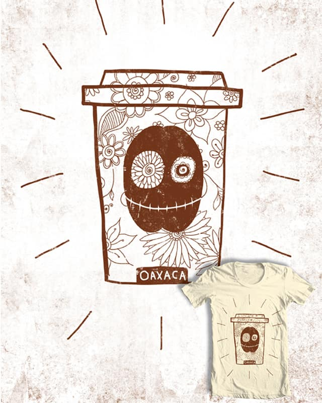 Dia de los muertos to take-out by Farnell on Threadless