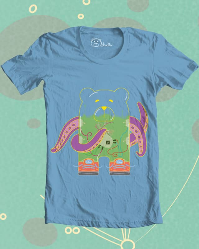 DB the Extraterrestrial by Doodle Bear on Threadless