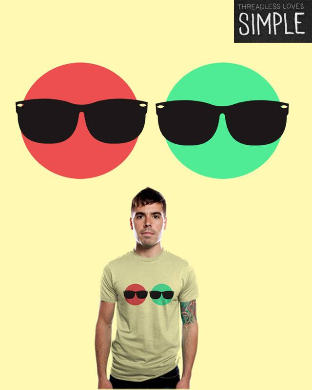 Color blind by bandy on Threadless