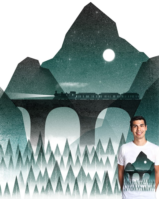 The Midnight Express by a wild thing on Threadless