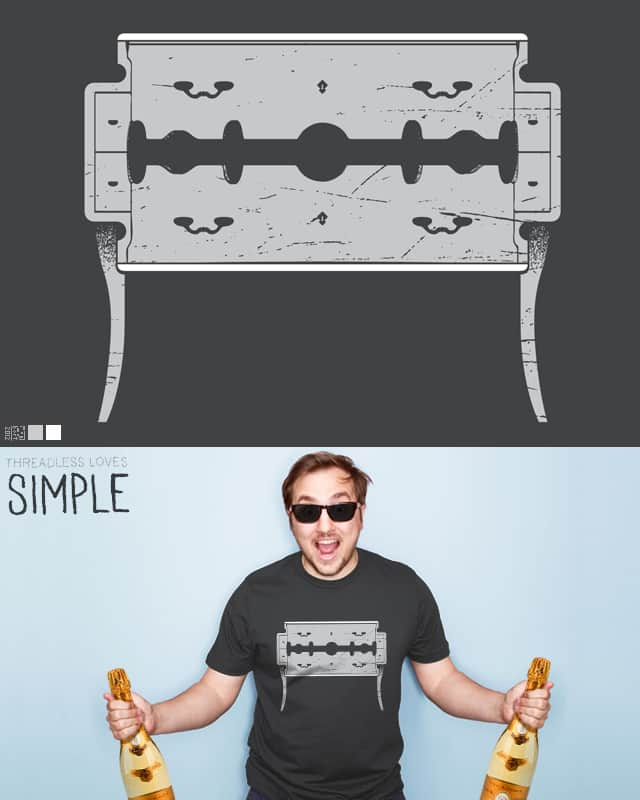The Sharp Dresser by bortwein on Threadless