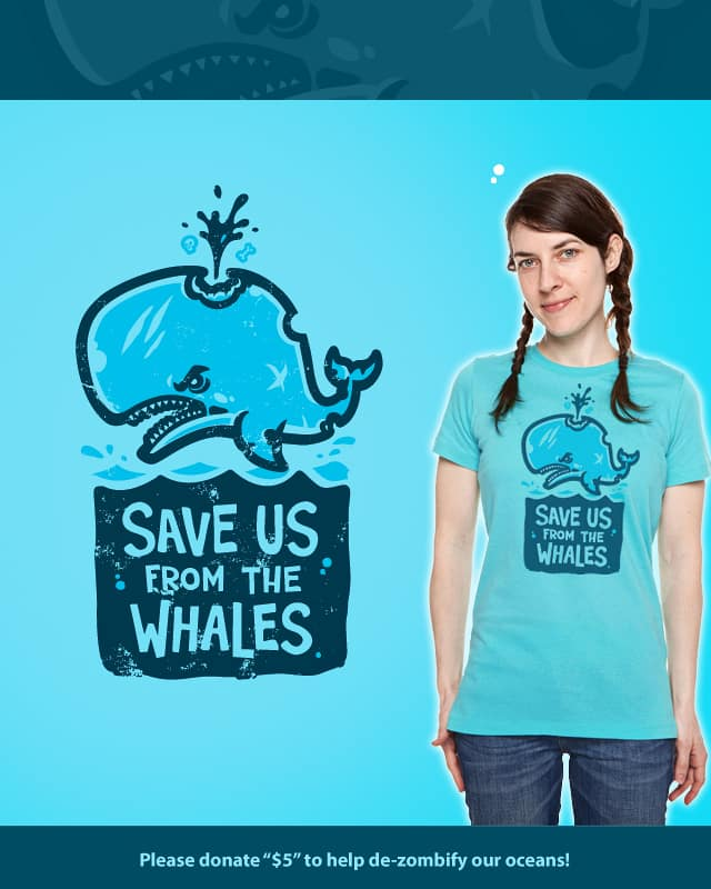 Save Us! by Winter the artist on Threadless
