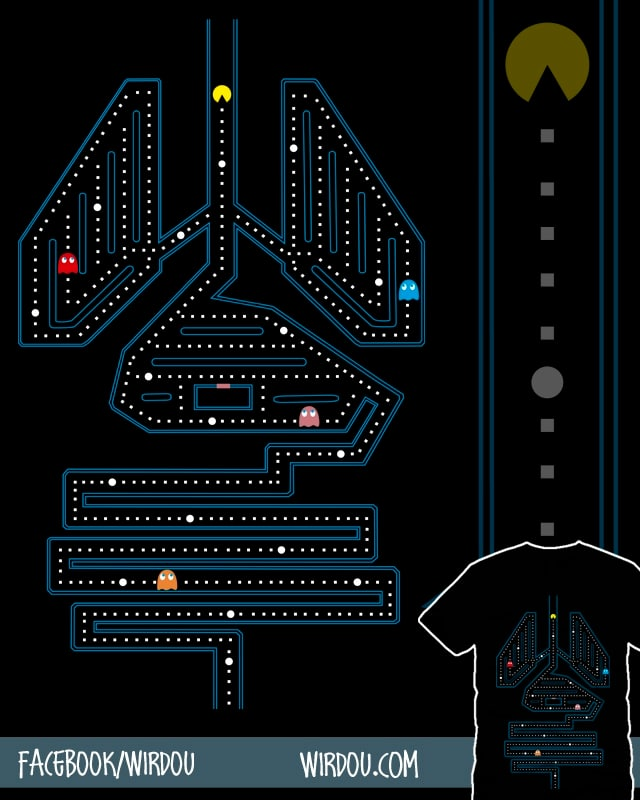 The Gamer Inside of Me by Wirdou on Threadless