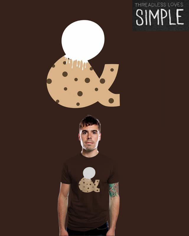Milk & Cookies by bandy on Threadless