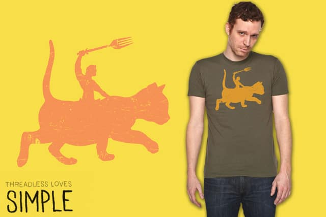 Beast Riderrrr by Muddybeats on Threadless
