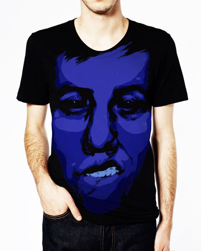I'm Blue by hafaell on Threadless