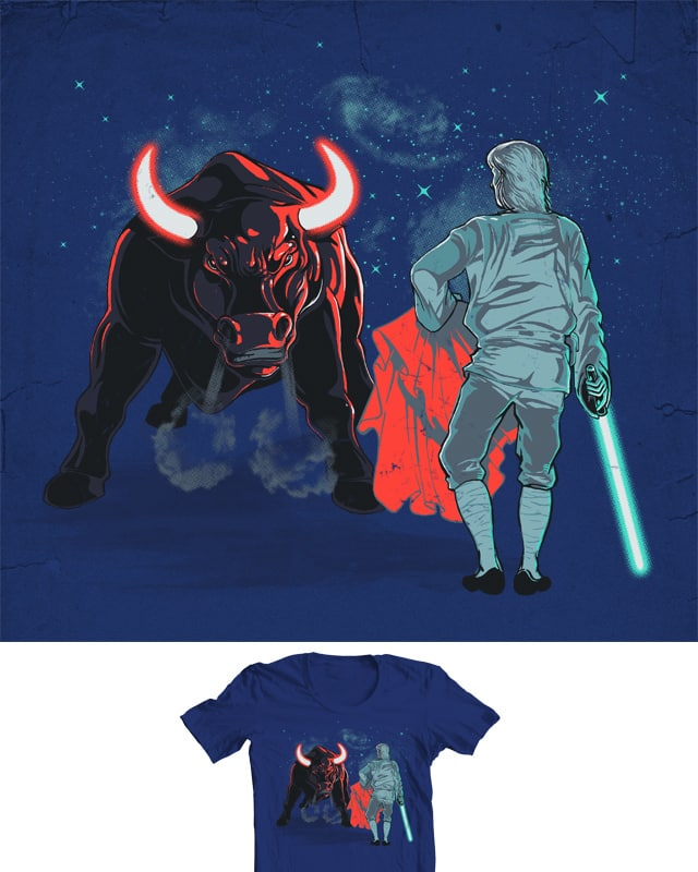 Forceador by RicoMambo on Threadless