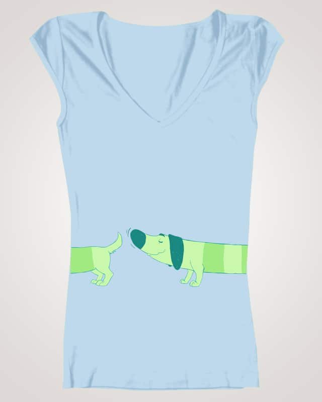 Minty Fresh by therollingrabbit on Threadless
