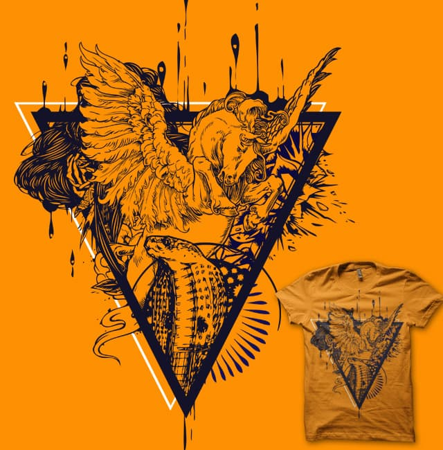 Untamed by Waste Factory on Threadless