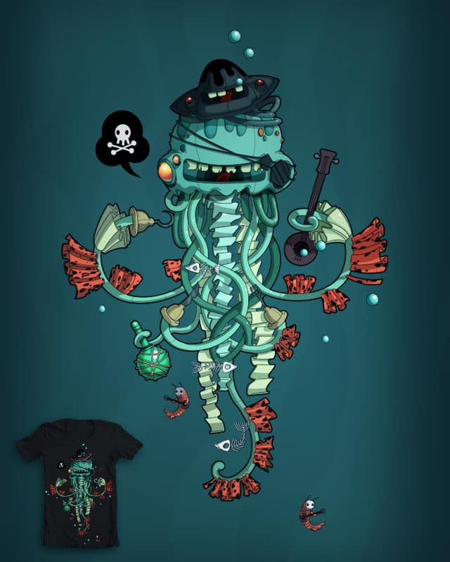 The Jelly Roger by windmile on Threadless