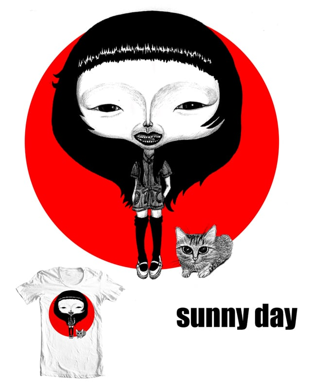 Sunny Day by tamaow on Threadless