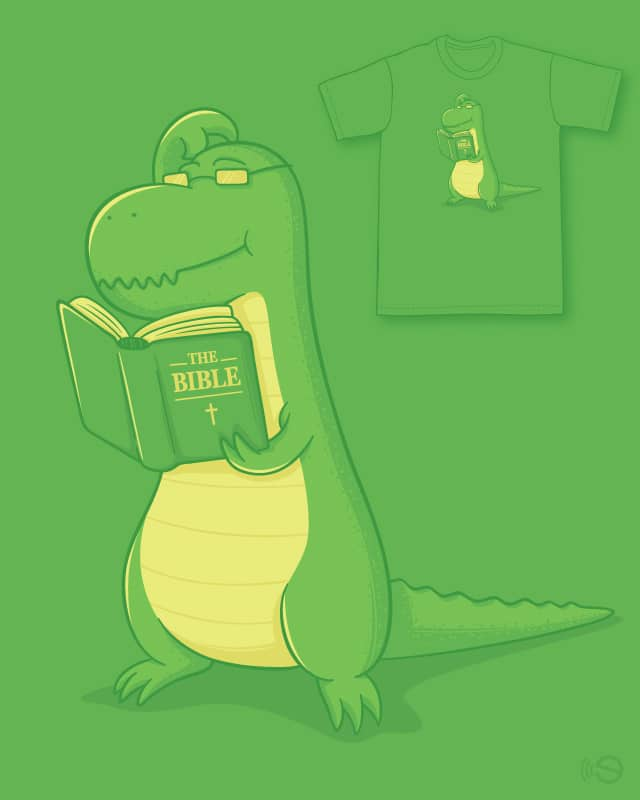 Dinos' not approved by gebe on Threadless