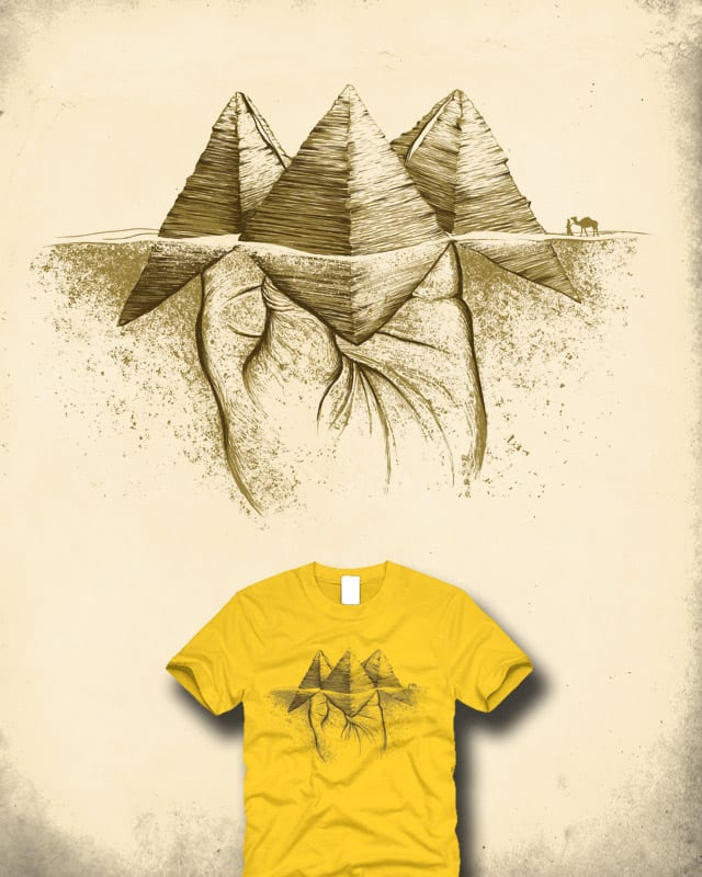 Egyptian Prediction by GyleDesigns on Threadless