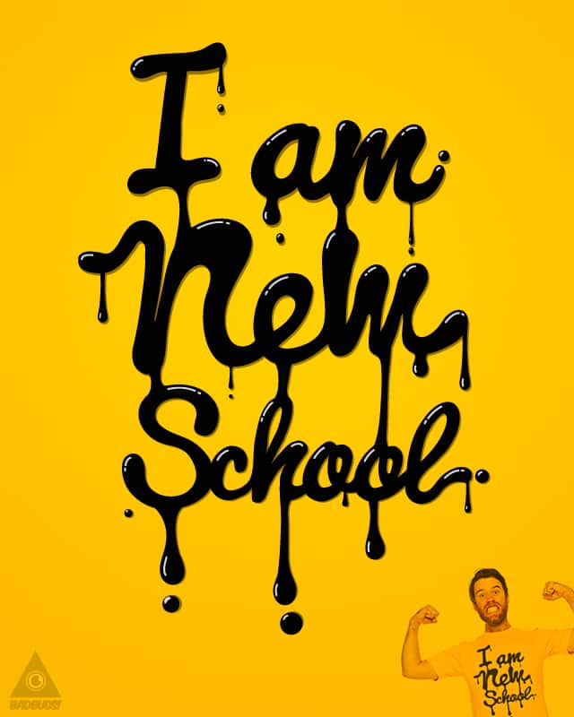 New school! by badbugs_art on Threadless
