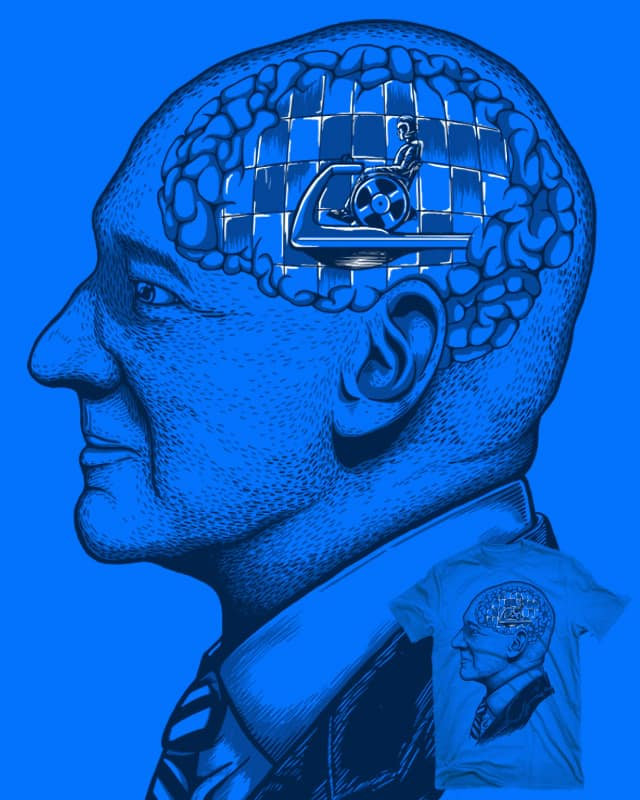por favor use su cerebro by Stereomode on Threadless