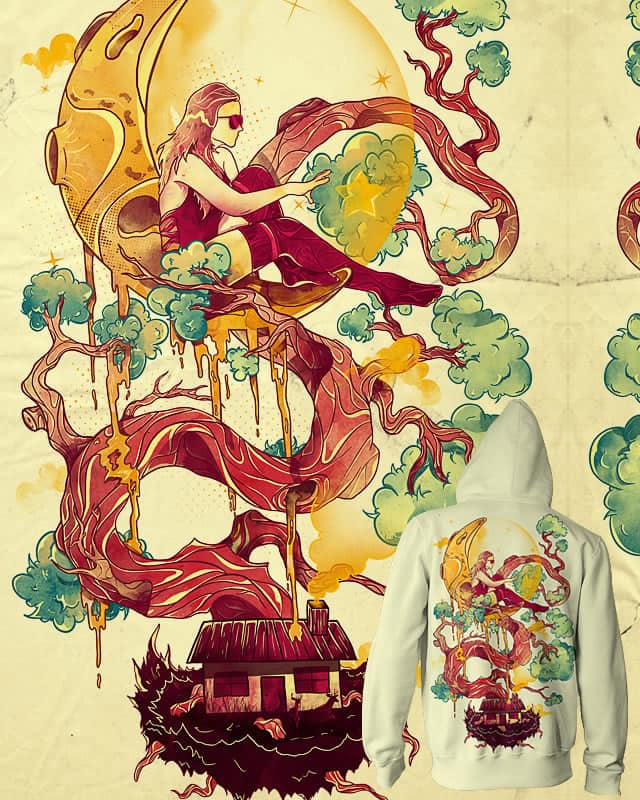 Dreams Astray by choppre on Threadless