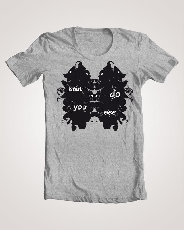 What do you see by sadie_67 on Threadless