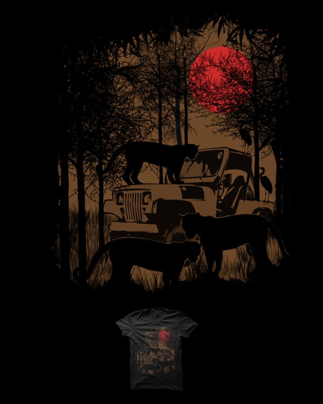 Before the dusk by bandy on Threadless
