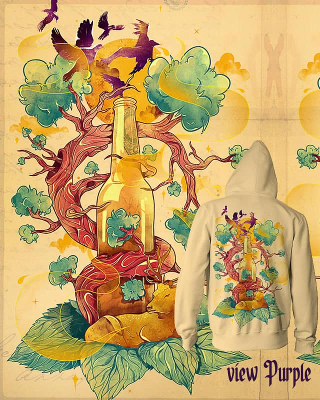 Natural Cycle by choppre on Threadless